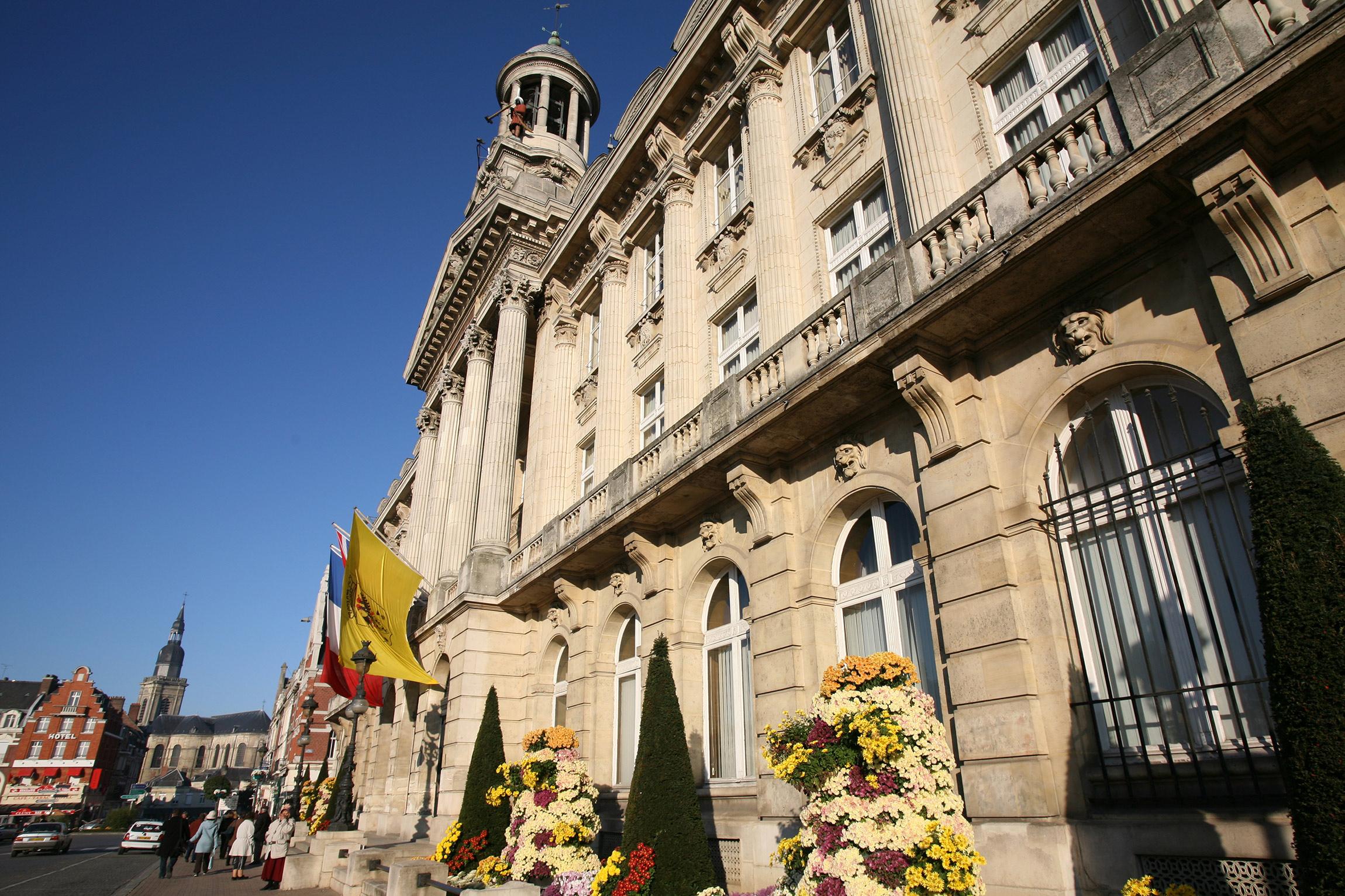 ville de cambrai » votre mairie
